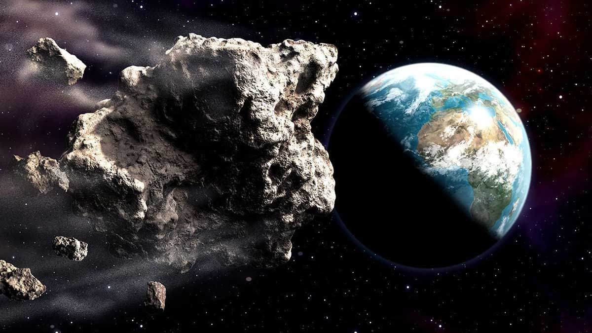 400 meter asteroid is approaching Earth NASA assessed the danger