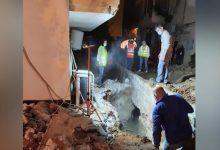 A mysterious power source melts the sidewalks of Israels Tel Aviv