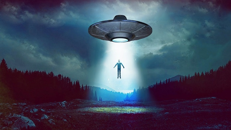 A resident of Canada claims that he was abducted by aliens and told about the coming flood