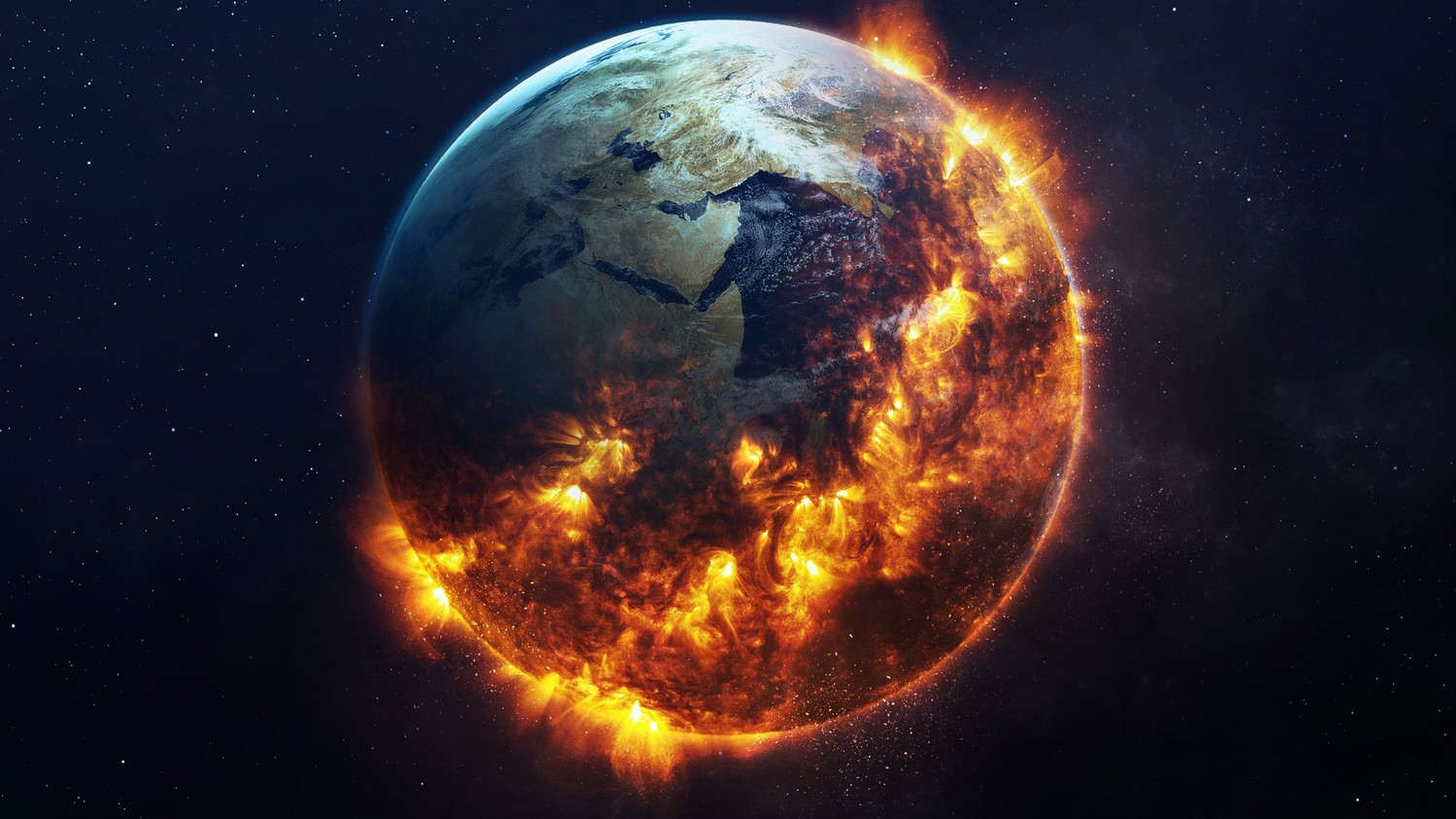 A threat has been discovered that will turn the Earth into a lifeless stone