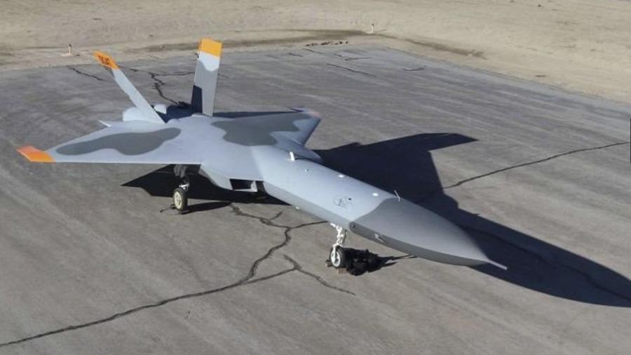 American Su 57 simulator plane crashed during tests