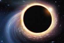 Are we living inside a huge black hole