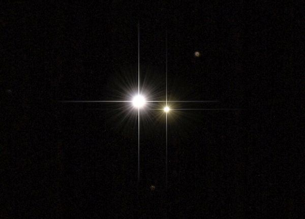 Astronomers find a system of six eclipsing stars