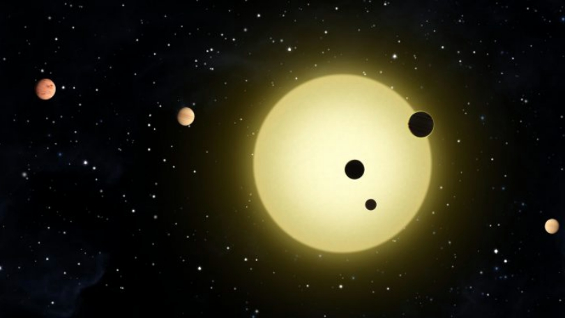 Astronomers find a system of six planets with near perfect orbital harmony