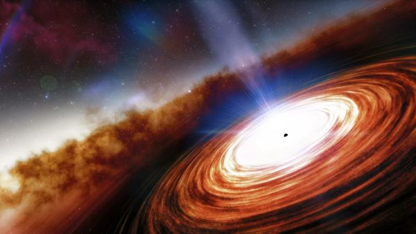 Astronomers have discovered the most distant quasar in the universe