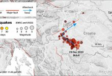 Croatia may experience a powerful new earthquake