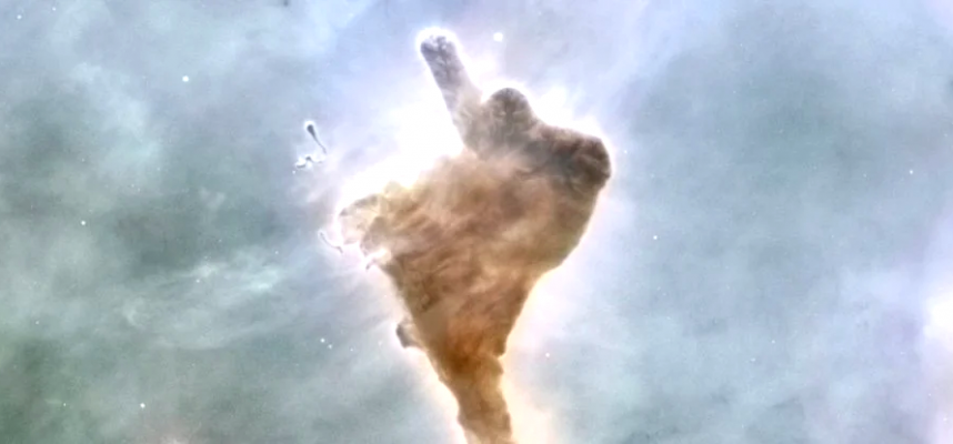 Epic space cloud says goodbye to 2020