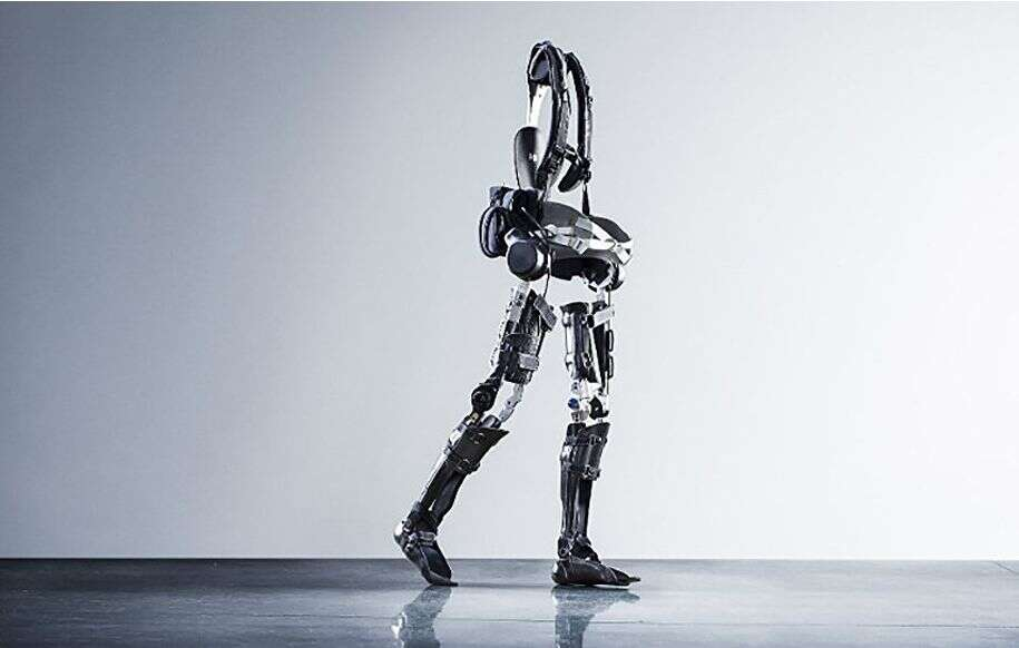 Exoskeletons were used in the search and rescue operations of the Change 5 mission