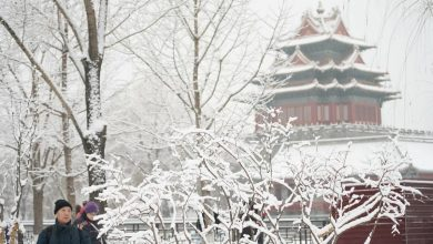 Freezing temperatures set new record in Beijing