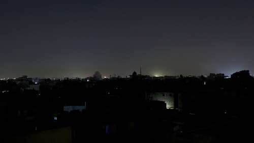 Global power outage occurs in Pakistan