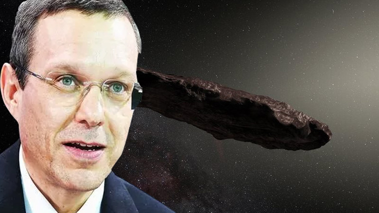 Harvard Scientist Says Oumuamua Is Not An Asteroid But Alien Trash
