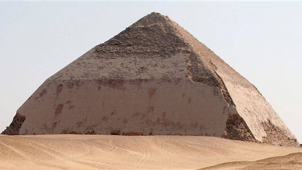 Inside the Broken pyramid