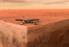 Mars drilling mission ended in failure