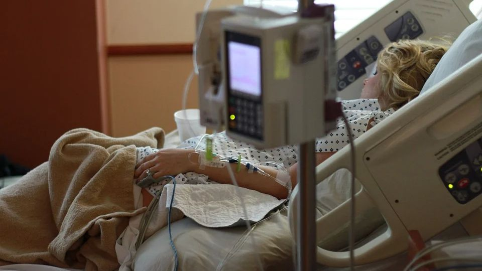 NDE is a nightmare for a stroke patient
