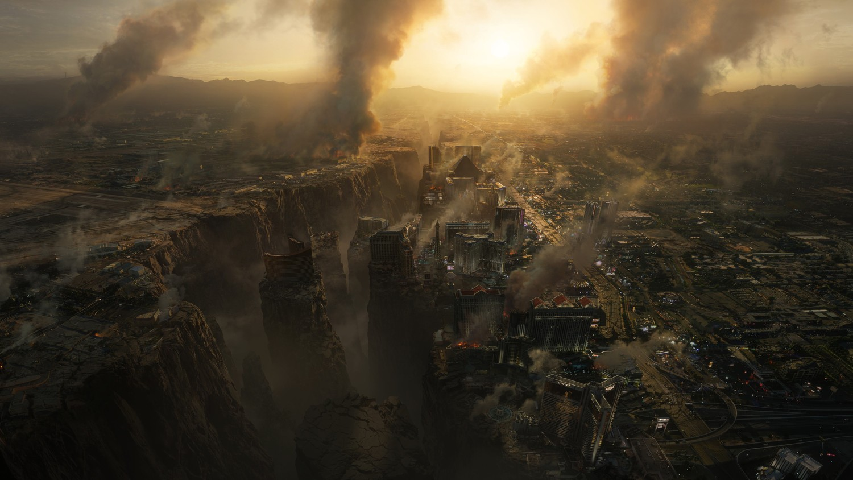Nostradamus named the date of the devastating earthquake in California
