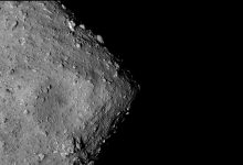 Observations of the asteroid Ryugu help to understand the history of its loss of water into space