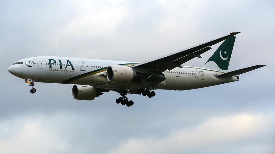 Pakistani pilot reports UFO over Punjab