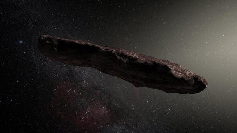 Professor explains why Oumuamua could be alien technology