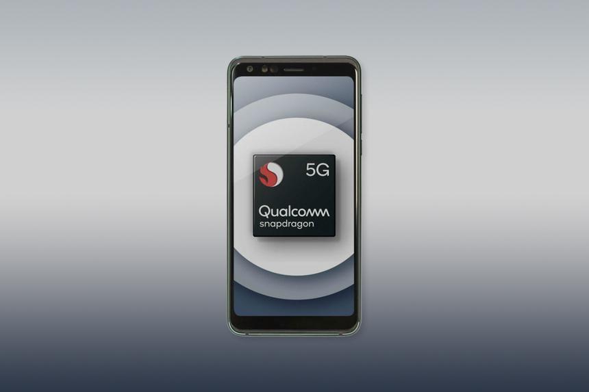 Qualcomm unveils 5G processor for the cheapest smartphones