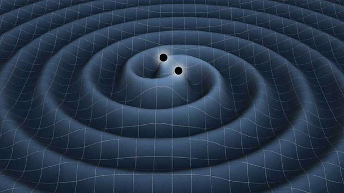 Ripple of space time will help find the missing component of the Universe