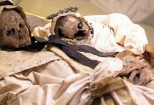 Shocking exhibitions of mummies in Europe