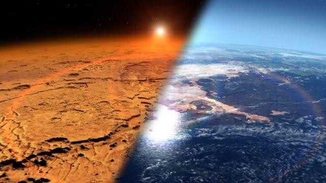 Something strange is happening to oxygen on Mars