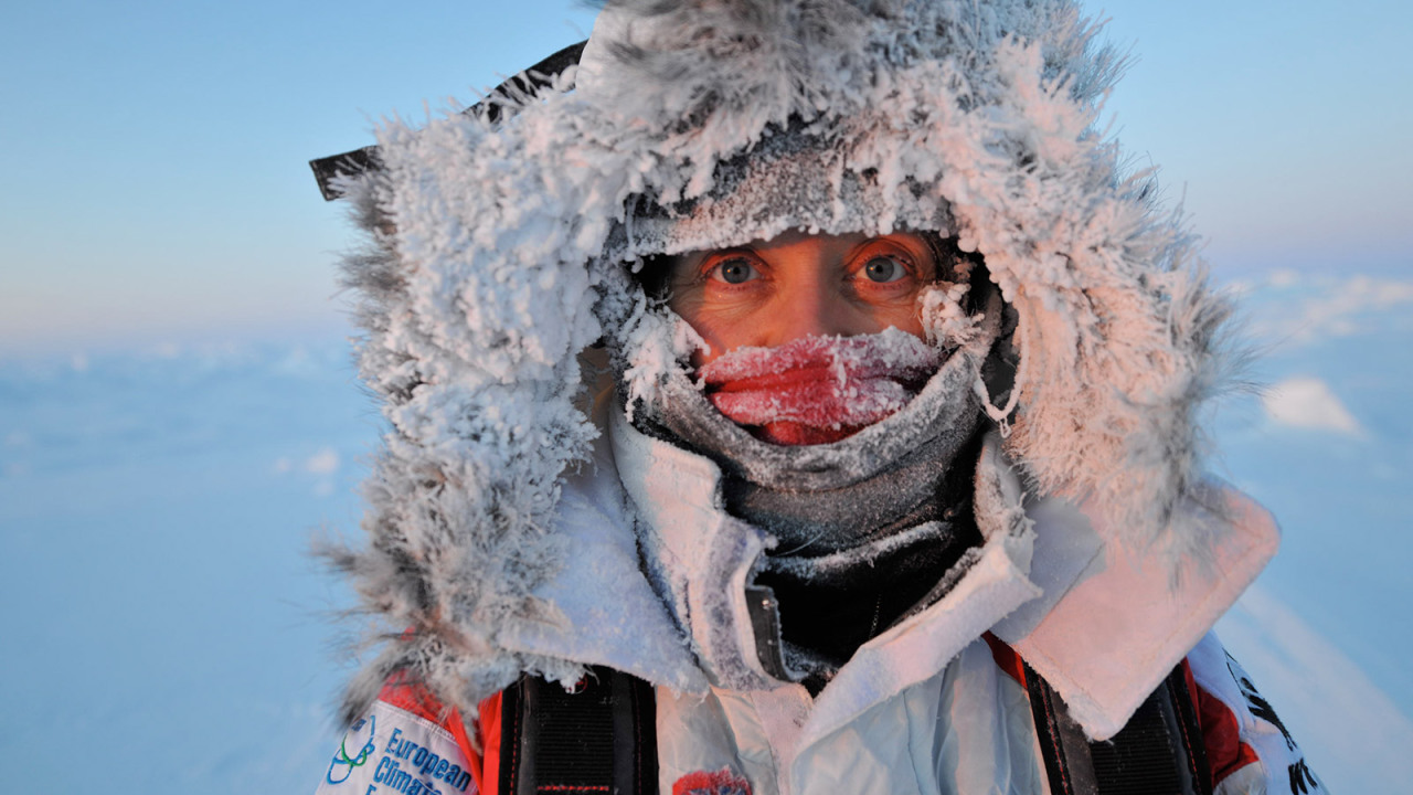 Temperature like in Siberia Spain set cold record