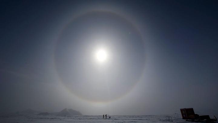 The longest lived ozone hole has closed