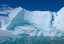 The oldest piece of ice on Earth may disappear