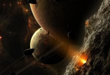 The solar system contains a planet sized asteroid