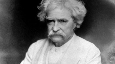 The wisest and ironic sayings of Mark Twain