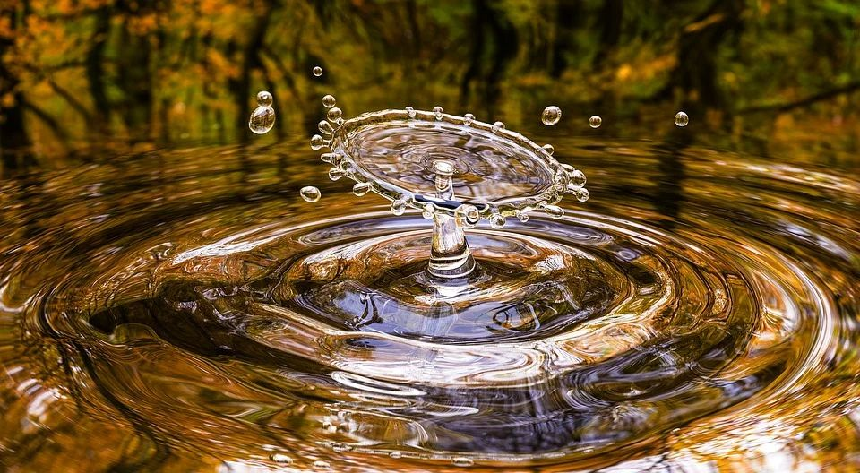 Water does not exist in nature sensational statement made