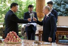 Xi and Putin take advantage of Western political decline