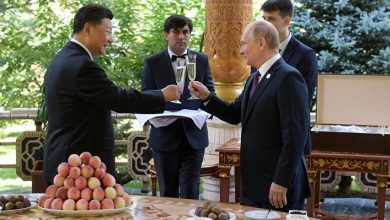 Xi and Putin take advantage of Western political decline
