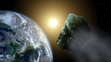 huge asteroid will fly near Earth this week