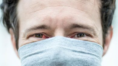 the main eye symptoms of coronavirus infection