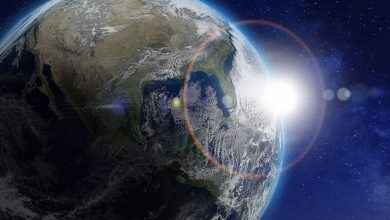 42 thousand years ago the Earths magnetic field disappeared the consequences