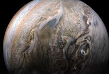 A five ton meteorite exploded in Jupiters atmosphere 2