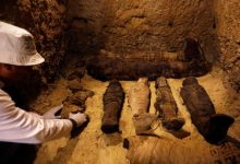 Archaeologists have discovered a new way to mummify the dead in ancient Egypt