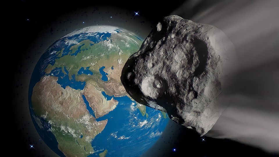 Asteroid Apophis astronomers published a snapshot of the God of Chaos