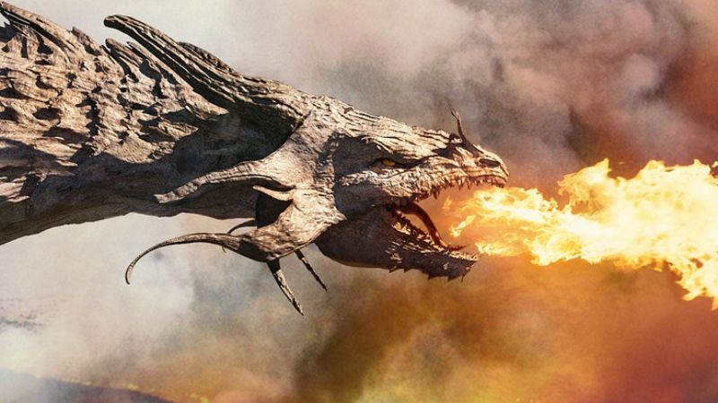 Biblical expert claims that dragons actually existed