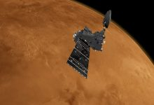 Carbon monoxide told about the circulation in the atmosphere of Mars