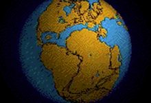 Geophysicists have shown what the Earth will look like in hundreds of millions of years