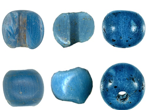 Glass beads made in Venice found by archaeologists in northern Alaska got there before Columbus