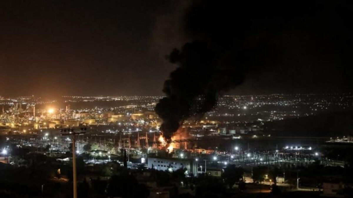 In Europe accidents occurred at three power plants what is happening