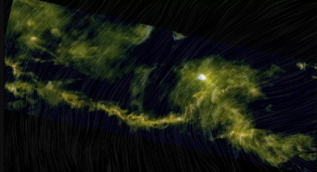 Mysterious space super collider bombards the Earth with high energy beams