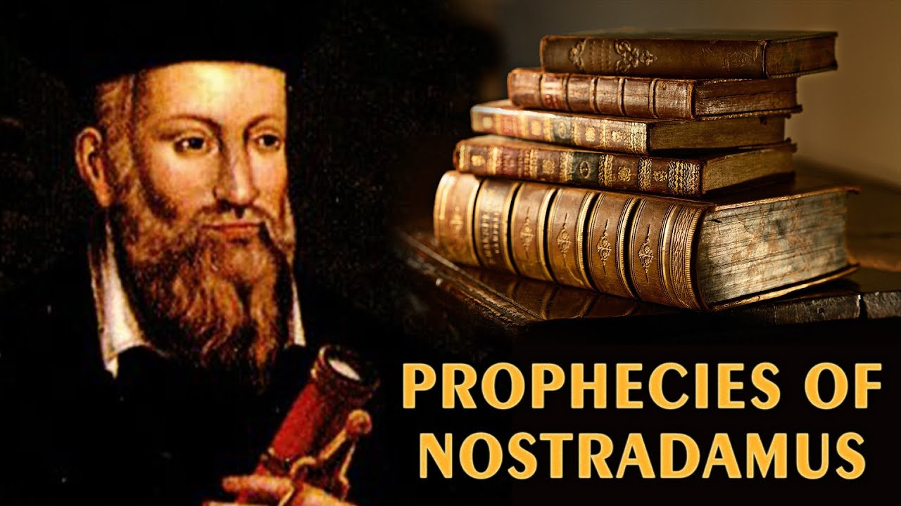 Nostradamus prophecies 3