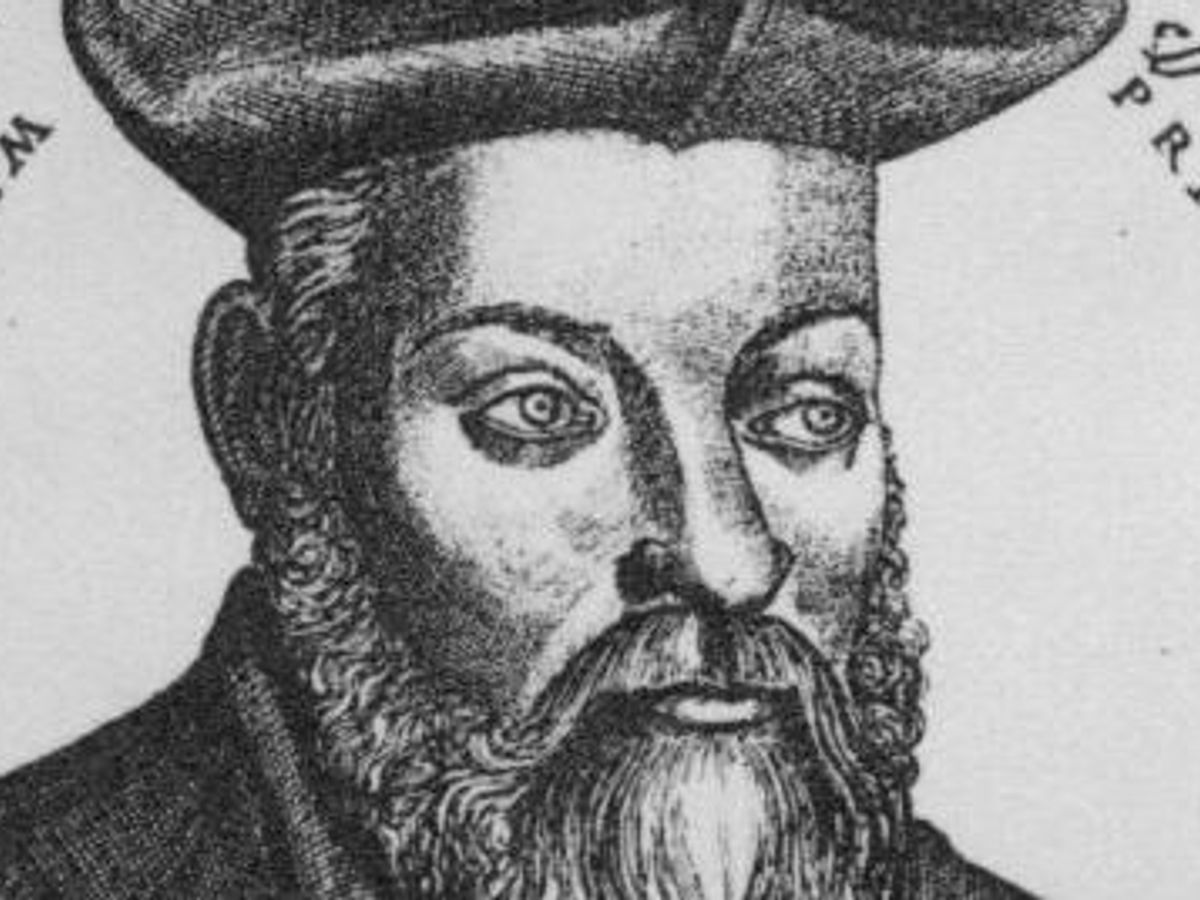 Nostradamus prophecies 5