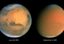 Planetary scientists create a database on Martian dust storms