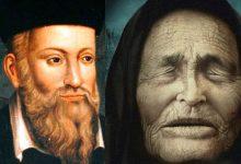 Predictions of Vanga and Nostradamus